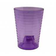 Эльба Фиолетовая 1,6 литра, горшок для орхидей