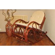Кресло качалка Н100 W60 B137