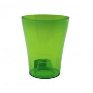 Тиса Зеленая 1.5 литра, горшок для орхидей.