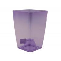 Сильвия Фиолет 1,9 литра, горшок для орхидей