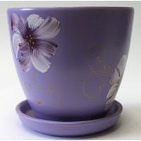 Горшок для цветов с поддоном 4160/2-16