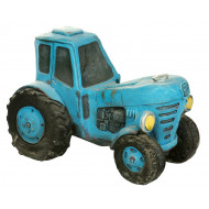 Трактор Садовая фигура