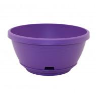 Марсель Фиолетовый 2.7 литра, горшок для цветов.