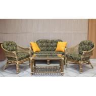 35 Ажурный (Salamis) Комплект мебели из ротанга
