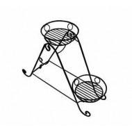 М 66 Треугольник подставка на 2 горшка